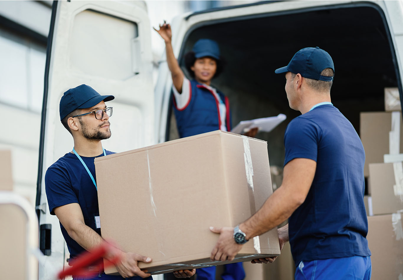 Hired Movers | Greystar