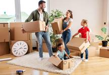 Young Family Moving | Greystar