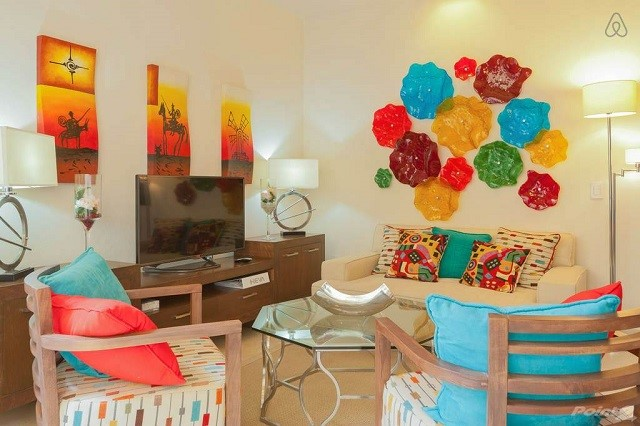 Colorful DIY Decor