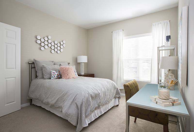 bedroom at Regency Place Apartments