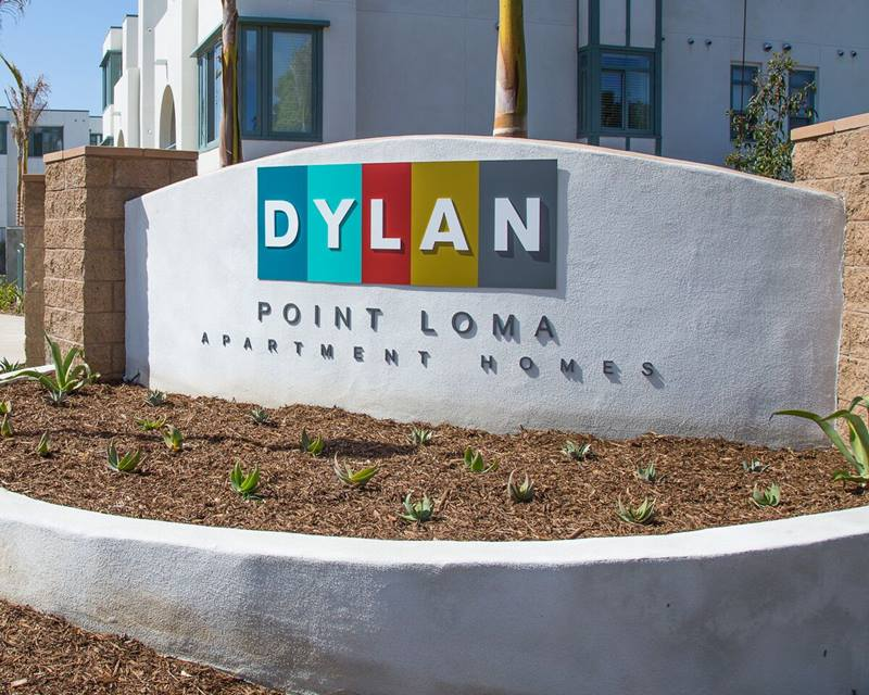 Dylan Point Loma Apartments
