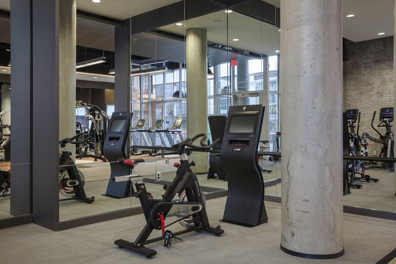 Anthology Apartments Fitness Center