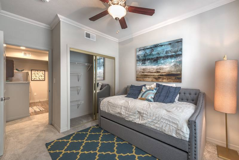 bedroom at Chapel Hill Apartments