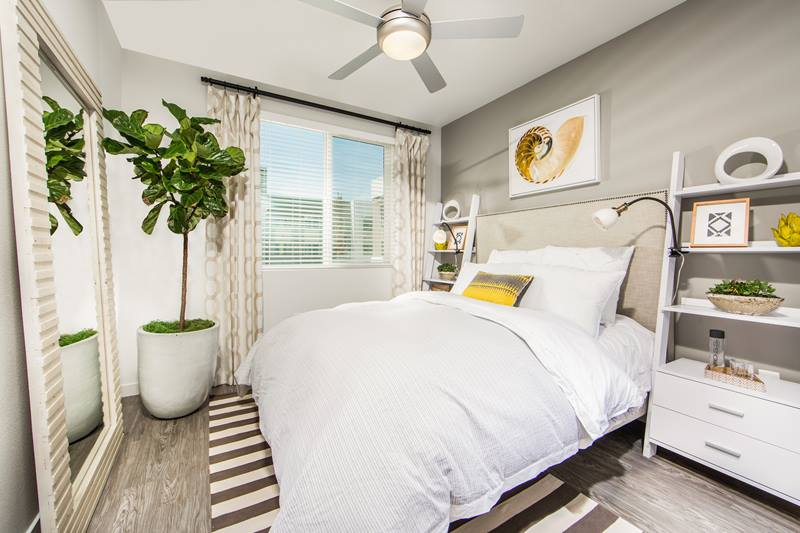 bedroom at Maxfield at Marc San Marcos Apartments