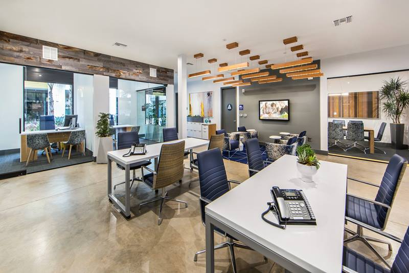 clubhouse at Maxfield at Marc San Marcos Apartments