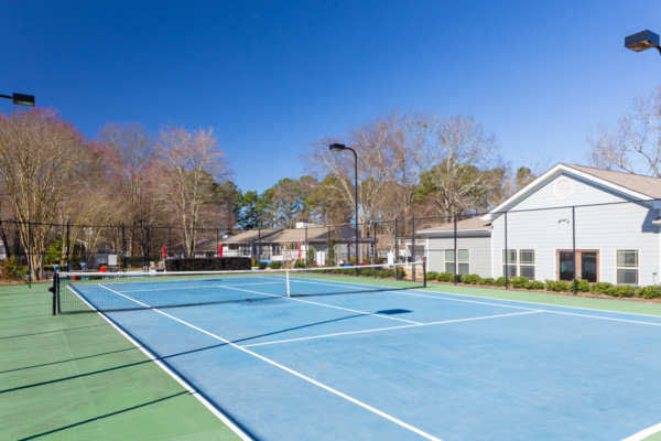 sport court at Avana Druid Hills Apartments