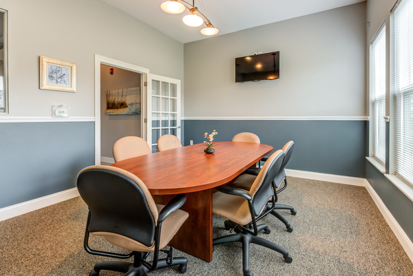 meeting facility at Copper Chase at Stones Crossing Apartments