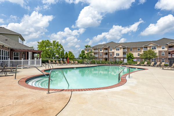 pool at Copper Chase at Stones Crossing Apartments