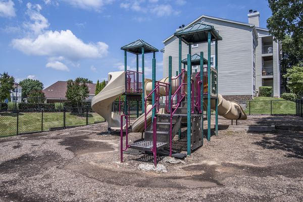playground at Assembly Germantown Apartments