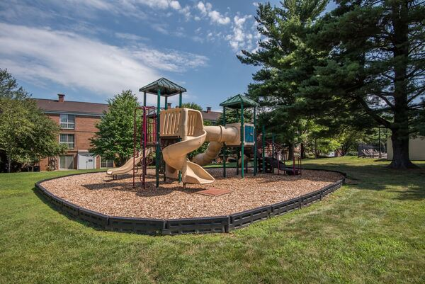 playground at Assembly Watkins Mill Apartments