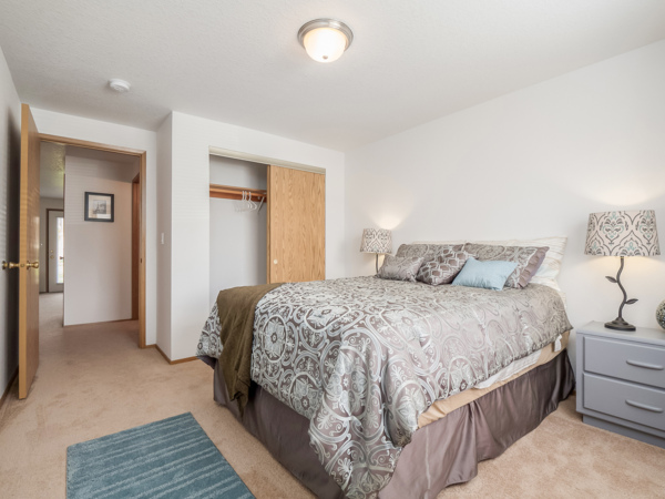 bedroom at Meadow Wood Apartments