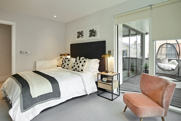 bedroom at Charter Place
