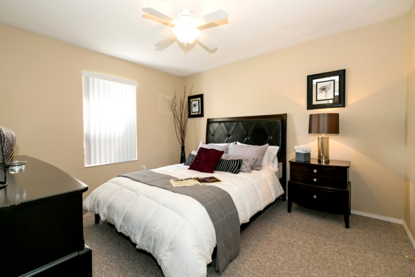 bedroom at The Terraces at Lake Mary Apartments