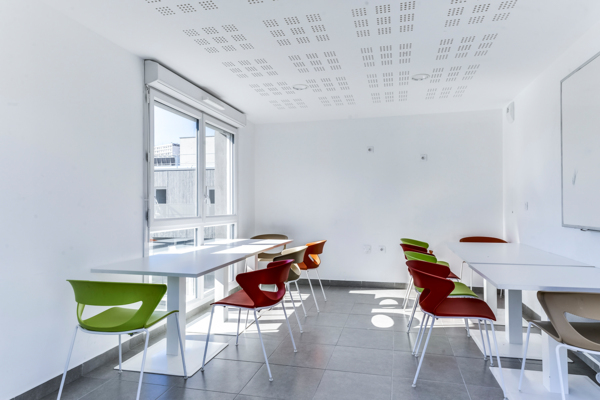 meeting facility at Campus des Sciences Marseille Apartments
