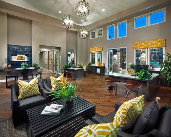 clubhouse at Artisan at East Village Apartments