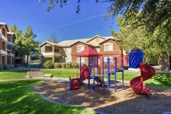 playground at Allure at Tempe Apartments