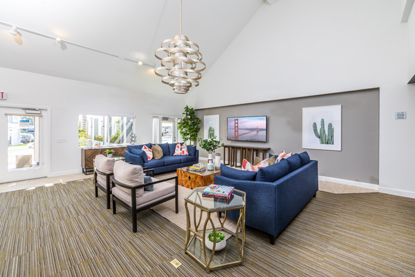 clubhouse at Avana Springs Apartments