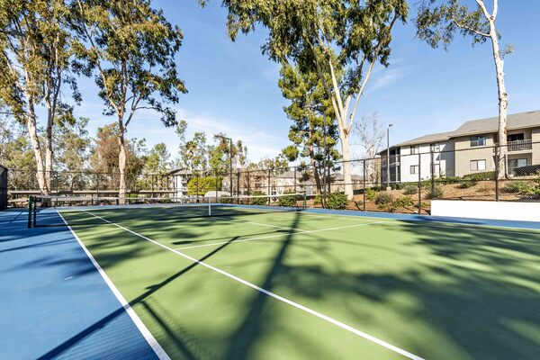 sport court at Solana at Grand Apartments