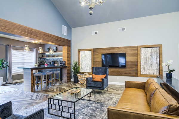 clubhouse/lobby at Avana Druid Hills Apartments