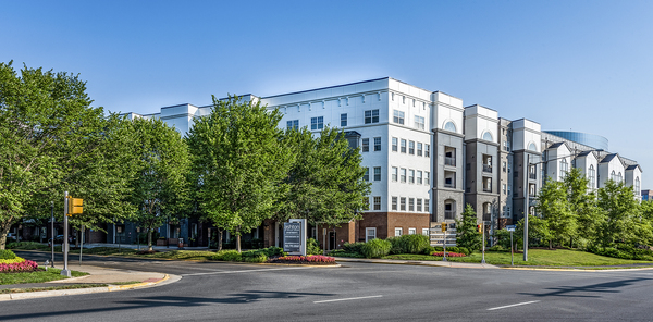 exterior at Ashton at Dulles Corner Apartments
