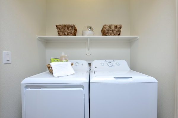 laundry room at Broadstone Energy Park Apartments