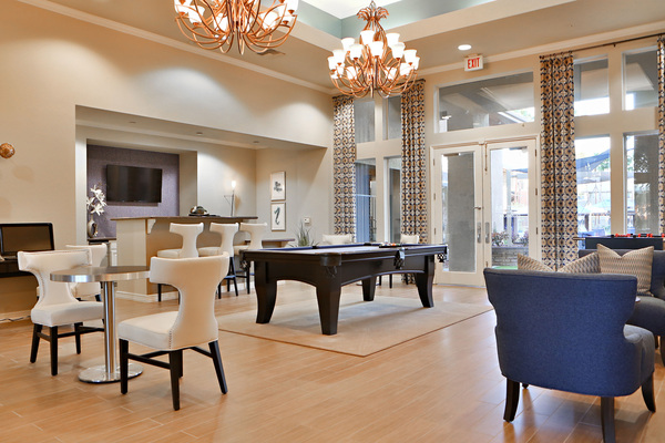 clubhouse at Cantera Apartments