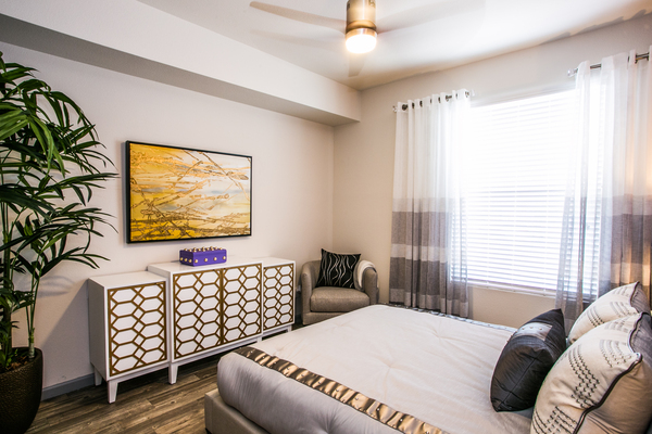 bedroom at Ely at Centennial Hills Apartments