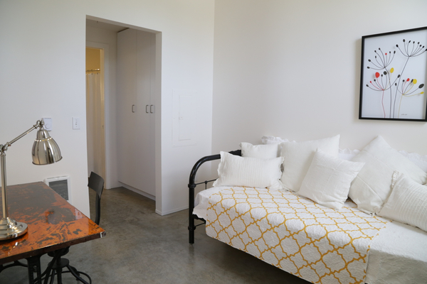 bedroom at Anthology on Division Apartments