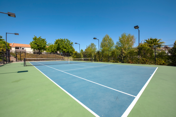 sport court at Canyon Ridge Apartments