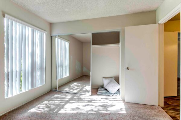 bedroom at Colonnade at Fletcher Hills Apartments
