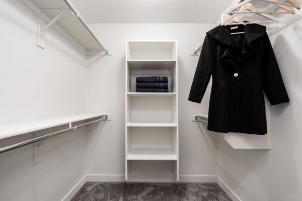 closet at Diamond Ridge Townhomes