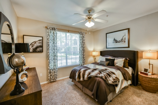 bedroom at Broadstone New Territory Apartments