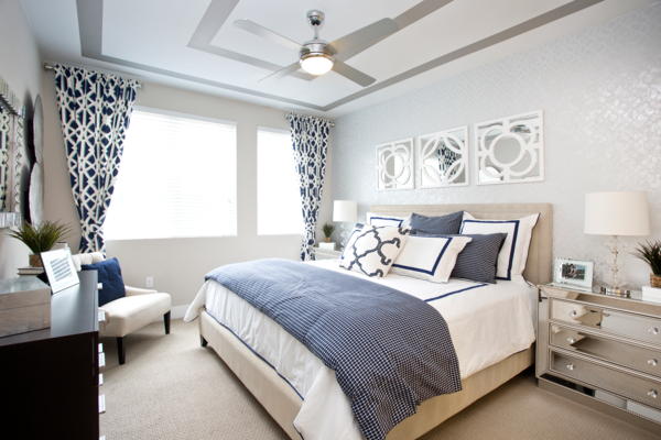 bedroom at Broadstone on 9th Apartments