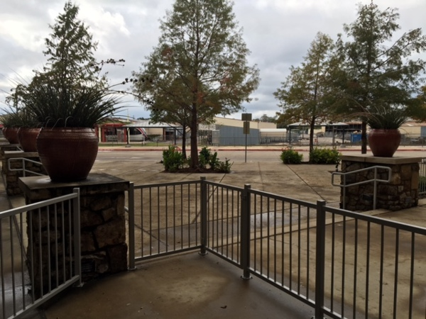 recreational area at Midtown Commons at Crestview Station