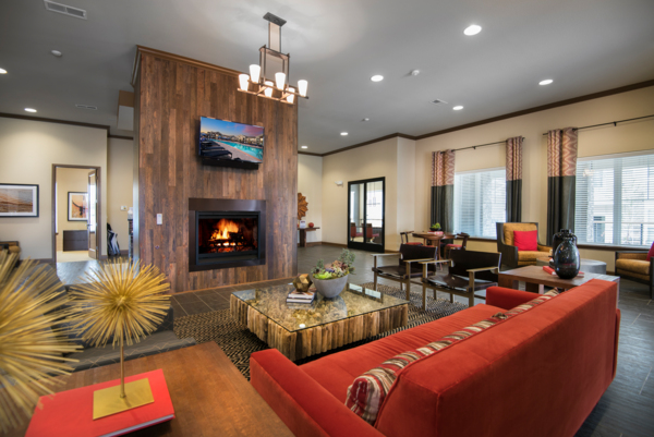 clubhouse at Waterford at Southlands Apartments
