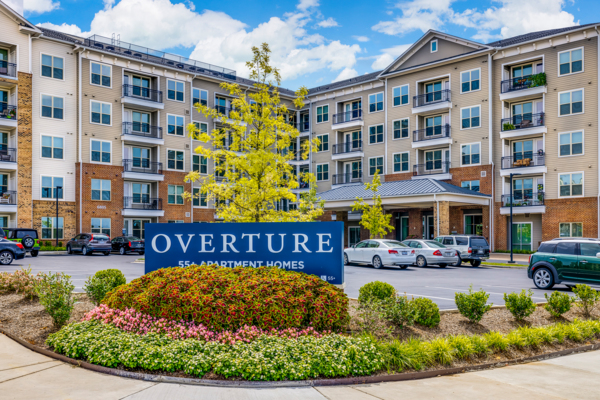 building/exterior at Overture Providence Apartments