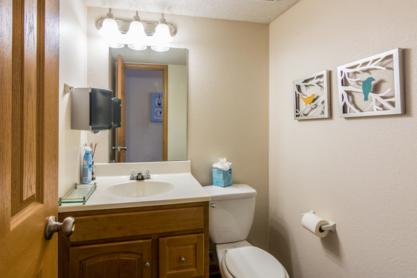 bathroom at Patriot Pointe Townhomes