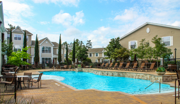 pool at Northchase Village Apartments