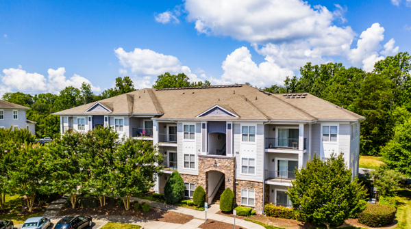 building/exterior at Avana Lake Norman Apartments