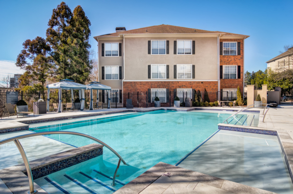 pool at Avana Cheshire Bridge Apartments