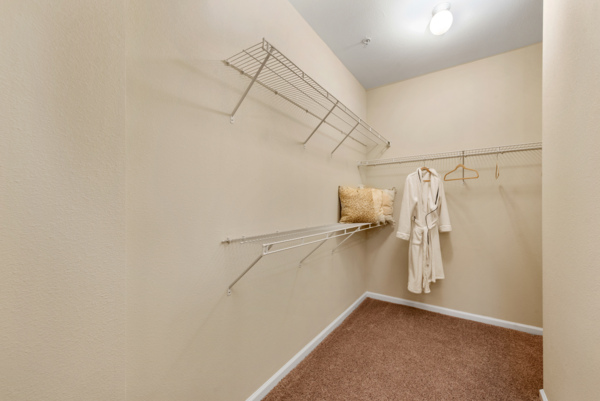 closet at Grand Villas at Tuscan Lakes Apartments