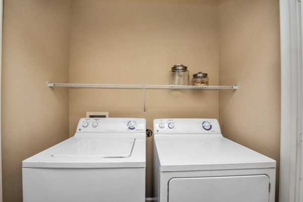 laundry room at Grand Villas at Tuscan Lakes Apartments