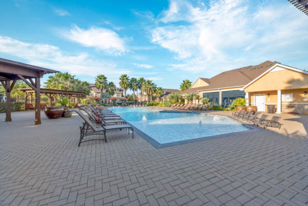 pool at Grand Villas at Tuscan Lakes Apartments