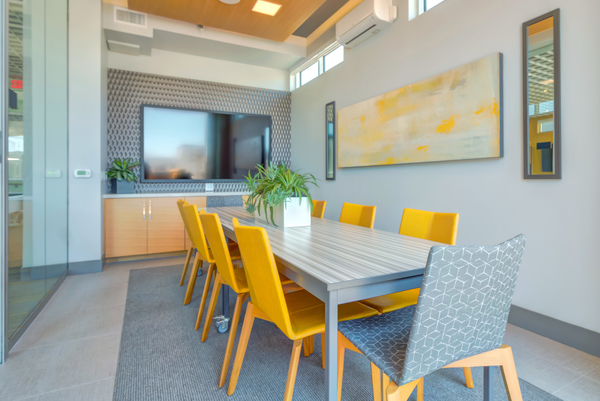 meeting facility at Elan Menlo Park Apartments