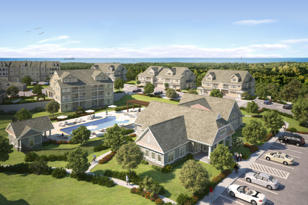 view at The Preserve at Cohasset Apartments