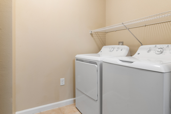 laundry room at Centerview at Crossroads Apartments