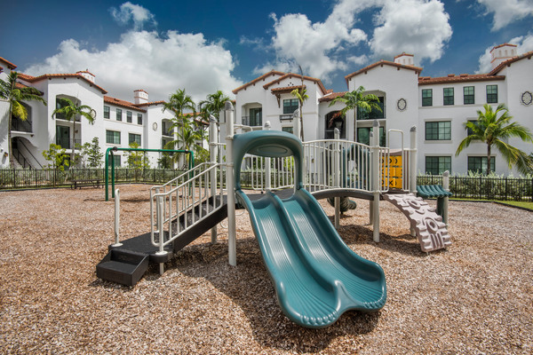 playground at Casa Vera Apartments