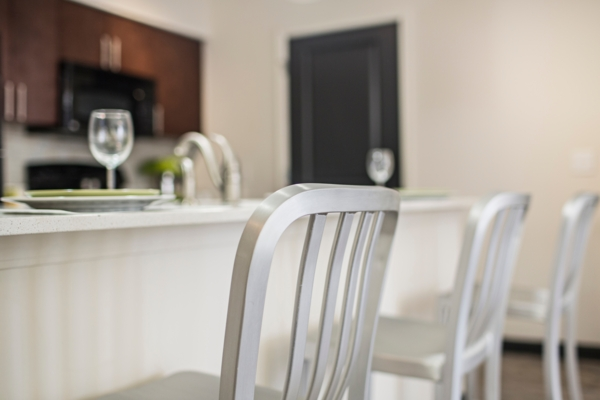 kitchen at Avana Westside Apartments