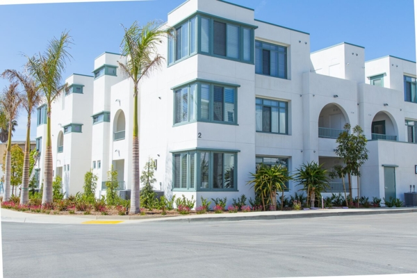 exterior at Dylan Point Loma Apartments