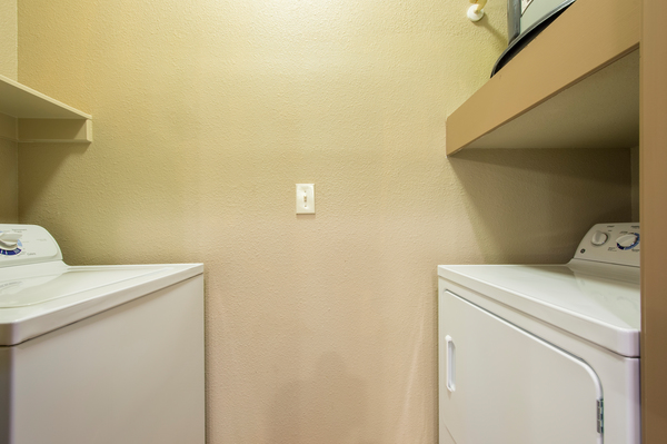 laundry room at Montage at Cinco Ranch Apartments